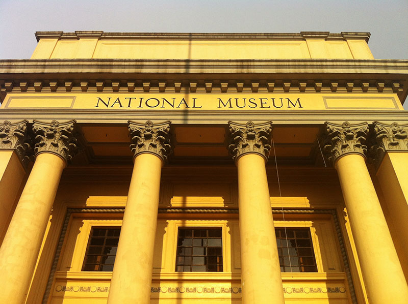 philippine national museum More good news comes this 2017 as the third building in the national museum's trifecta is expected to open this year-the national museum of natural history.